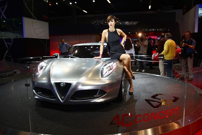 Alfa Romeo 4C, registrato il nome della sportiva del Biscione anche negli USA