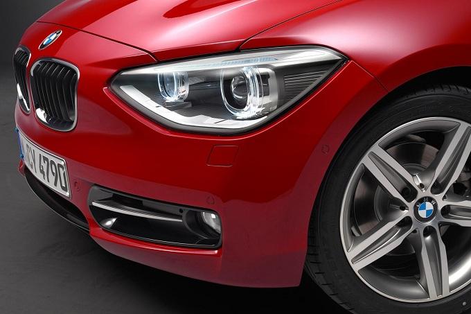 BMW Serie 1, potrebbe essere proposta in versione berlina
