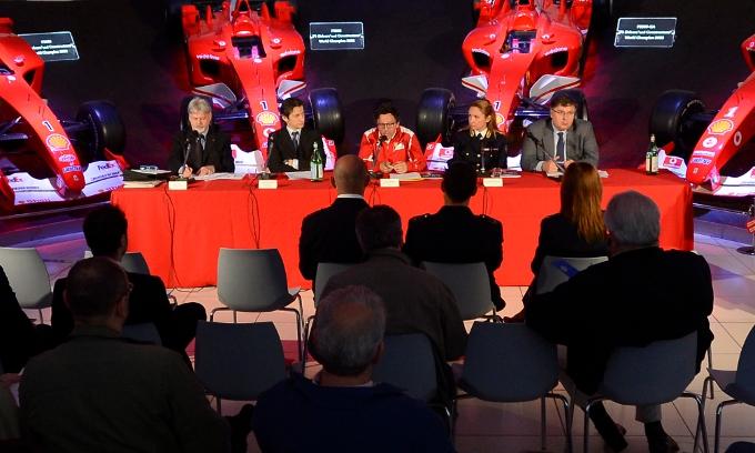 Ferrari per l'educazione stradale