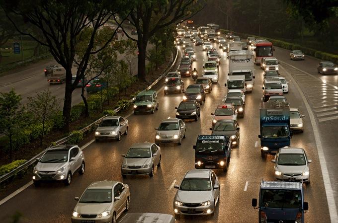 Honda al lavoro su una tecnologia per ridurre il traffico