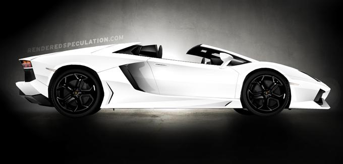 Lamborghini Aventador Roadster, scelta la versione Targa