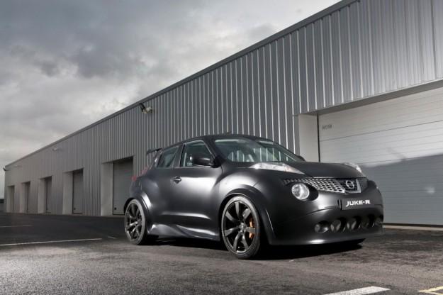Nissan Juke-R, svelato il prezzo della versione definitiva