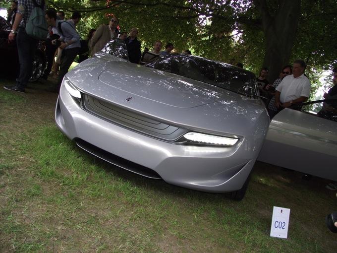 Pininfarina Cambiano - Villa Este 2012