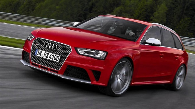 Audi RS4 Avant, in Italia a partire da 78.500 euro