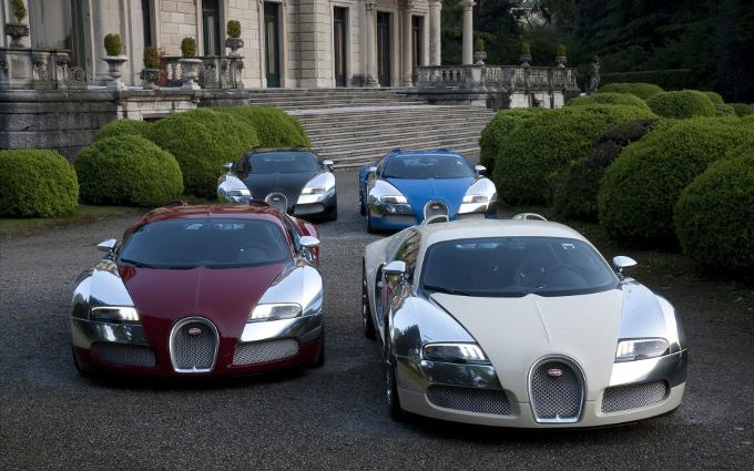 Bugatti Veyron, si pensa al sistema ibrido per la prossima generazione