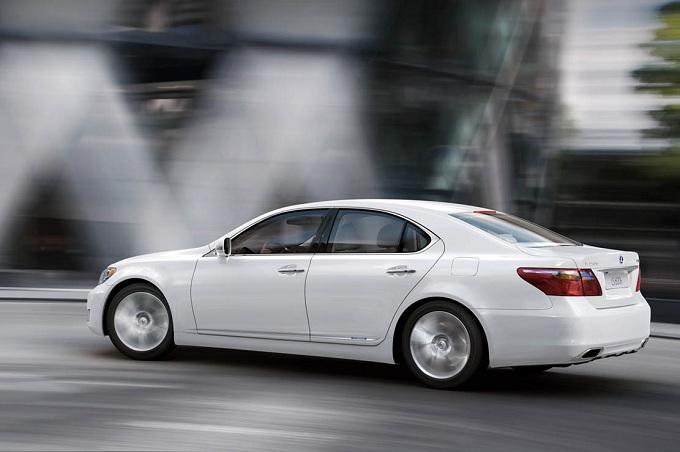 Lexus LS, la nuova generazione potrebbe arrivare entro pochi mesi