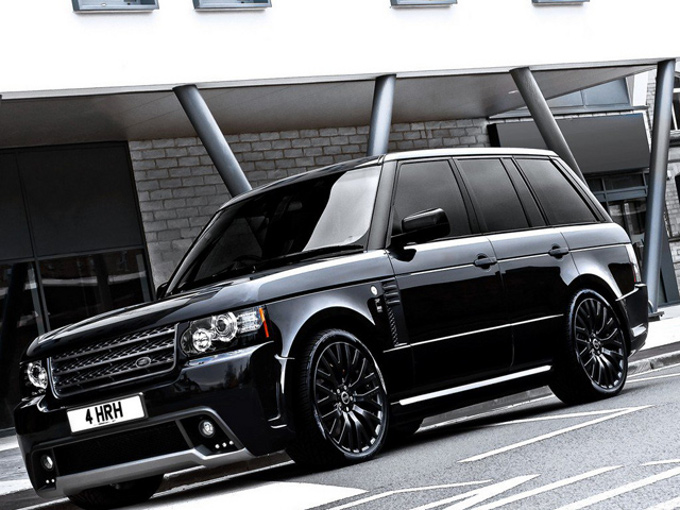 Range Rover Sport Westminster Black Label Edition by Kahn Design