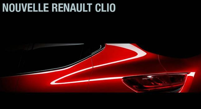 Renault Clio IV, sarà svelata martedì 3 luglio