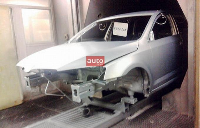 Skoda Octavia III, nuove informazioni sulla vettura ceca