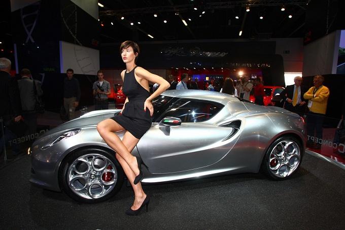 Alfa Romeo: buone nuove su 4C, Giulia e motore 1.8 litri turbo-benzina
