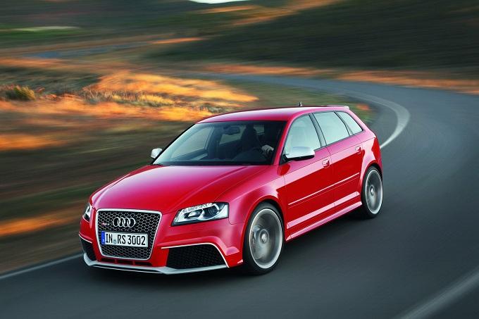 Audi RS3, la nuova generazione arriverà nel 2014