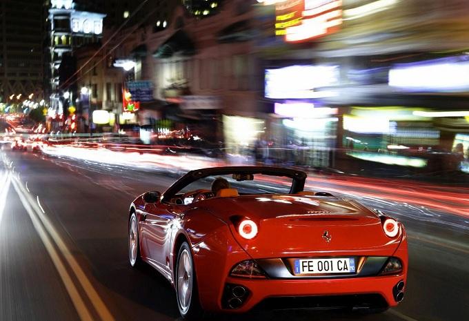 Ferrari, primi dettagli sulla sportiva che sostituirà California