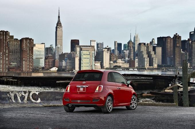 Fiat: +128% nel mese di maggio negli Stati Uniti
