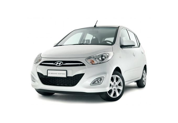 Hyundai i10 Blue Drive GPL: compatta, conveniente ed ecologica