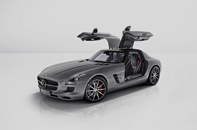 Mercedes SLC, temporaneo stop al progetto