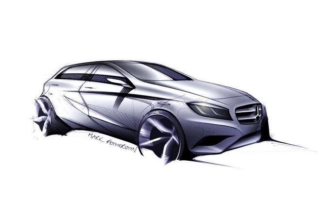 Mercedes Classe A AMG, nuovi dettagli sulla sportiva di Stoccarda
