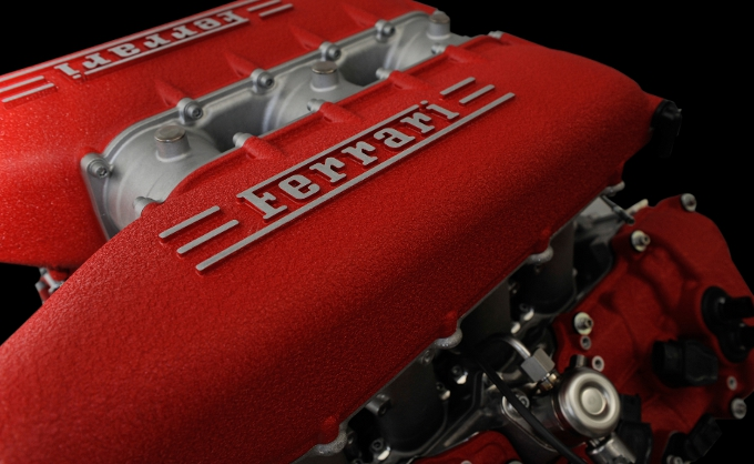 """Il motore V8 della Ferrari conquista il titolo di """"Best Performance Engine"""""""