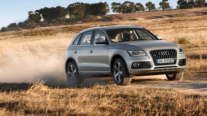 Audi Q5 restyling, nuove immagini ufficiali del SUV Premium