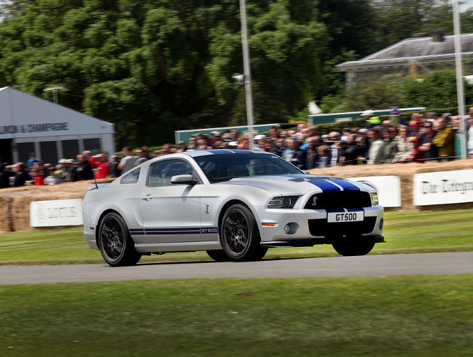 Ford, presente al Goodwood Festival of Speed la Mustang più veloce di sempre