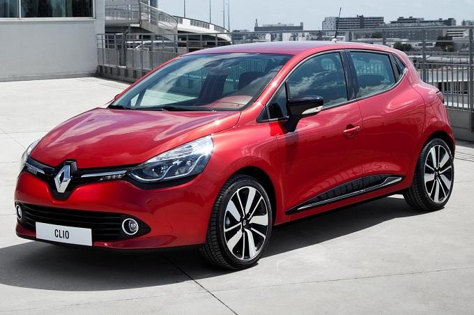 Renault Clio 2013: immagini, video, informazioni