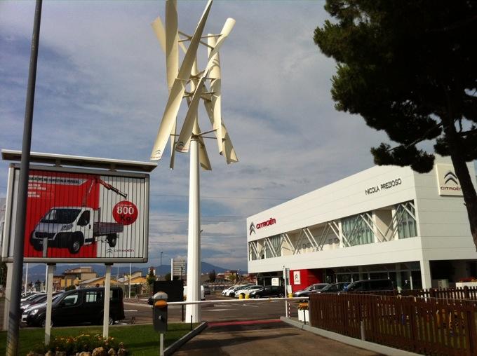 Citroën: inaugurata la prima stazione di ricarica rapida gratuita per auto elettriche