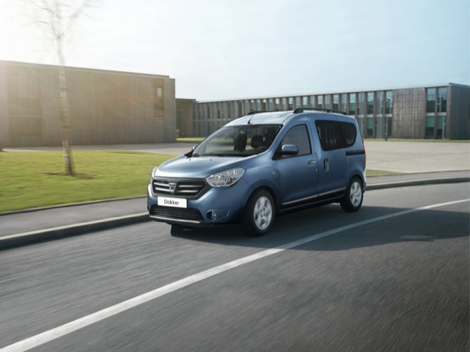 Dacia Dokker e Dokker Van presentati ufficialmente insieme ai prezzi