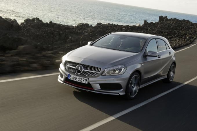 Nuova Mercedes Classe A, questa volta è cambiato tutto