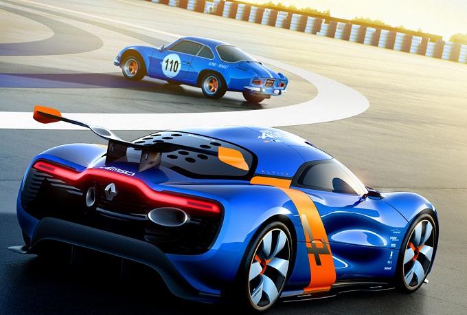 Alpine A110-50, potrebbe essere costruita da Renault con un partner