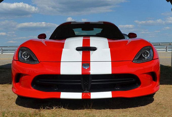 SRT Viper, nuova livrea per l'americana