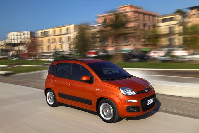 Fiat Panda 2012 Natural Power, arriva la versione a metano
