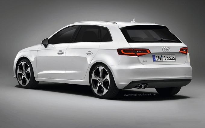Audi a3 sportback s line usata prezzo 3
