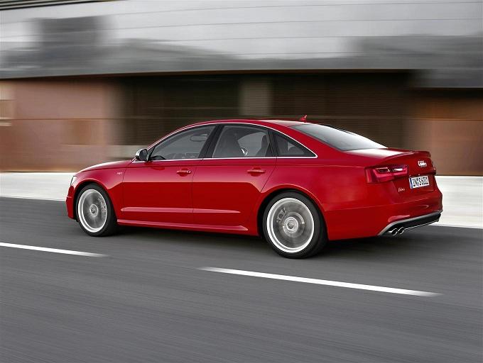 Audi RS6, la nuova generazione sarà svelata al Salone di Ginevra 2013