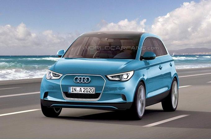 Audi A2, ancora indiscrezioni sulla piccola monovolume tedesca