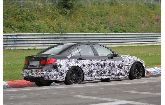 BMW M3 2014, confermato il motore turbo-benzina per la nuova generazione