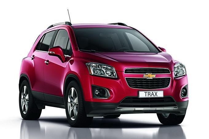 Chevrolet Trax, prime immagini ed informazioni ufficiali