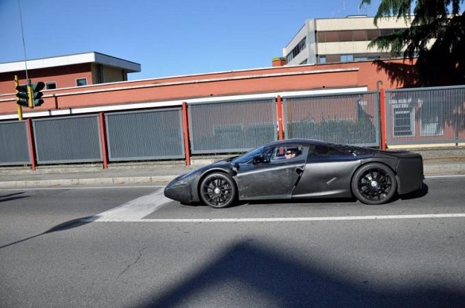 Ferrari F70, video dell'erede di Ferrari Enzo