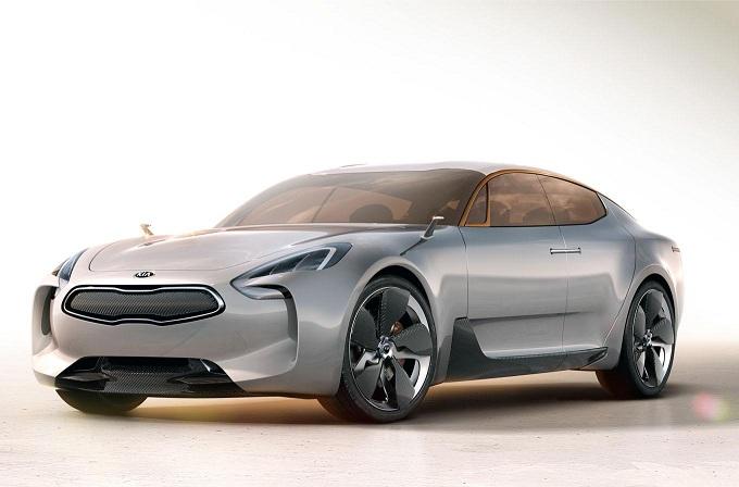 Kia sta considerando una vettura anti-Mercedes CLS?