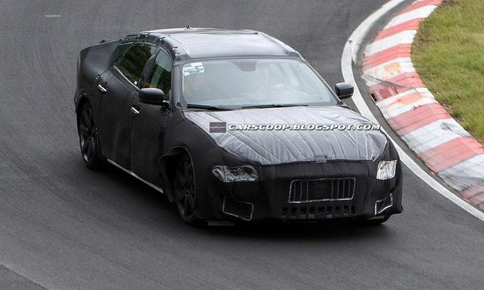 Maserati Quattroporte 2013, un video-spia in attesa del debutto
