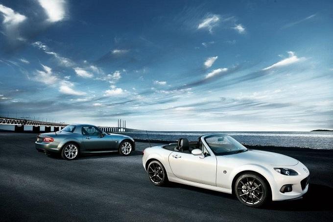 """Mazda MX-5, la prossima generazione sarà """"più personalizzabile"""""""