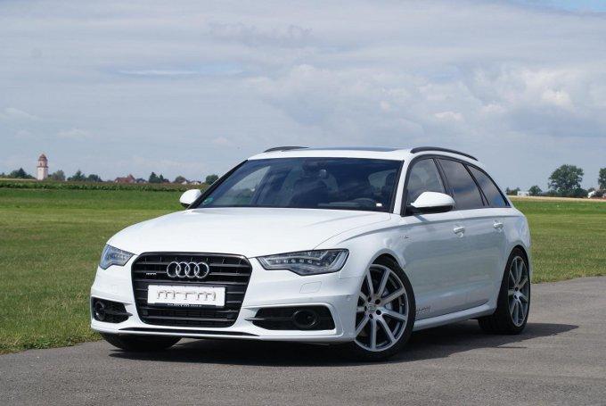 Audi A6 3.0 BiTDI Avant by MTM, la nuova generazione rivista dal tuner teutonico