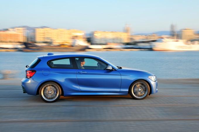 BMW Serie 1 GT, al Salone di Parigi arriva l'edizione a trazione anteriore