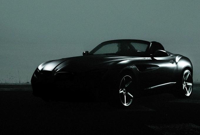 BMW Zagato Concept, la sua evoluzione a Pebble Beach 2012