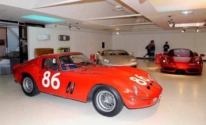 Record di visite al Museo Ferrari