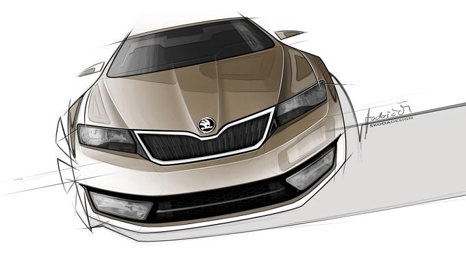 Volkswagen, una berlina su base Rapid per la Cina?