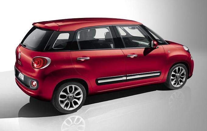 Fiat 500XL, potrebbe essere svelata a Parigi