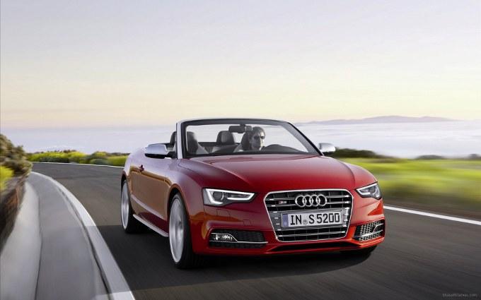 Audi RS5 Cabriolet, verrà svelata online