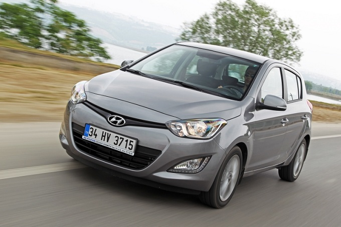Nuova Hyundai i20 Blue Drive GPL