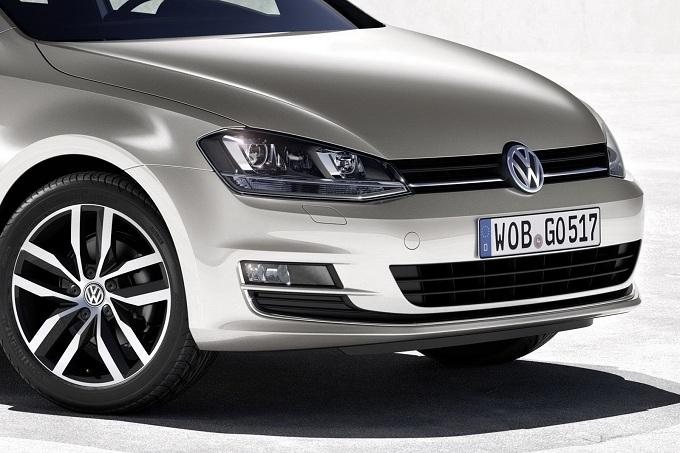 Volkswagen Golf 7, immagini e video ufficiali