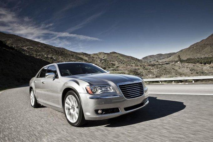 Chrysler 300 Glacier Edition