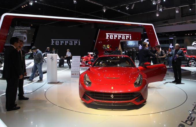 Ferrari: Al Salone di Parigi l'intera gamma di nuova generazione